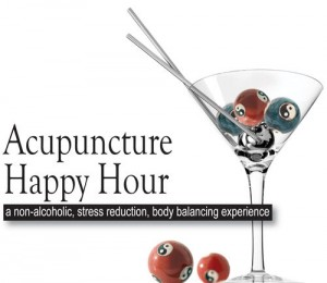 Healthy Happy Hour Event